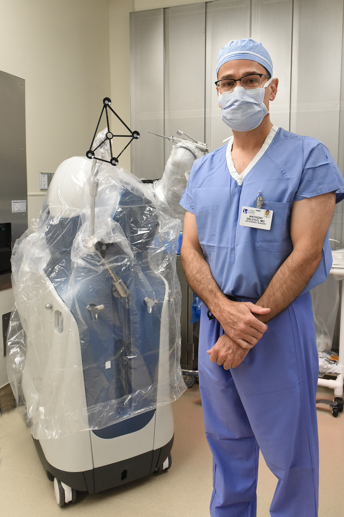 Joint Replacement With A Robotic Assist | NEWS-Line for Radiology
