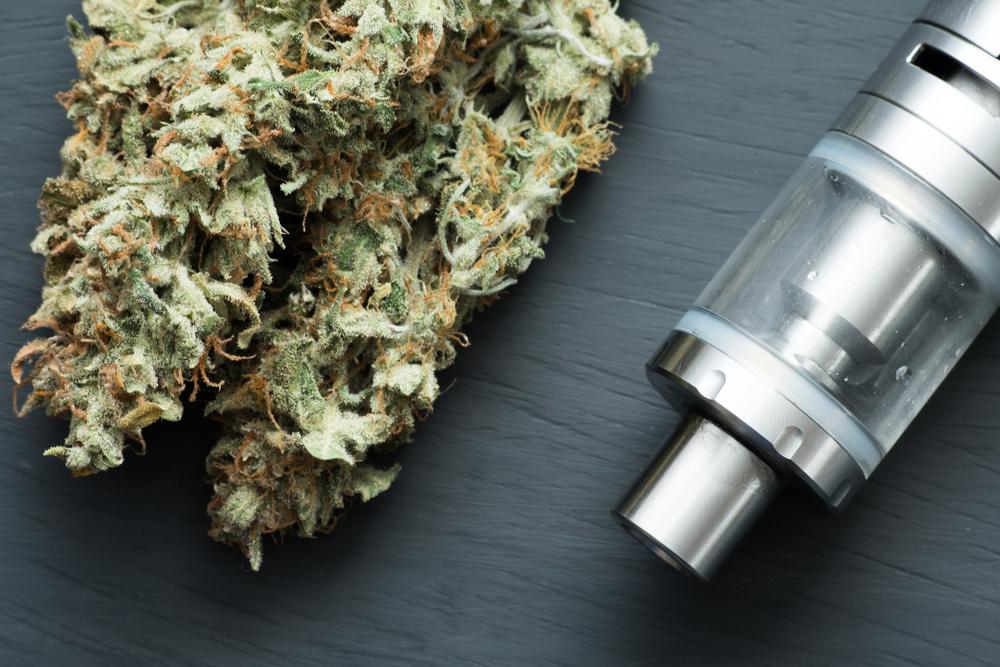 Вапоризатор марихуану ганджа марихуана