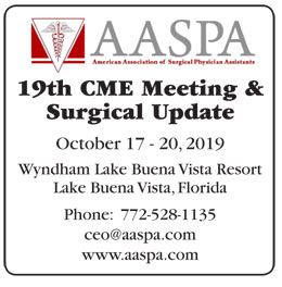 2019 Physician Assistant Conferences ,2019 Physician