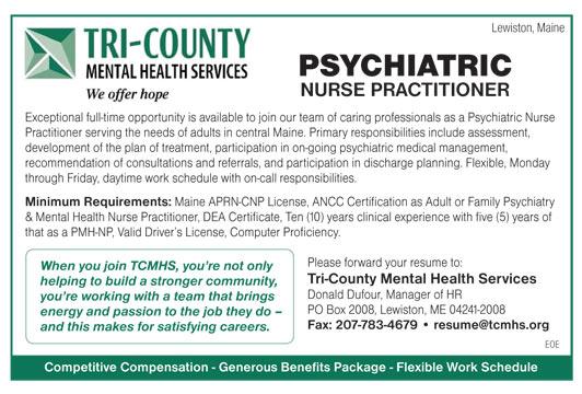 medical health jobs psychiatric nurse practitioner leominster